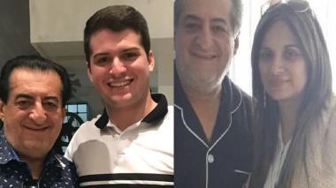 Oñate dijo adiós rodeado de su familia y después de una vigilia
