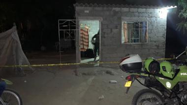 Atentado en Ciénaga, dejó un menor muerto y dos heridos de bala