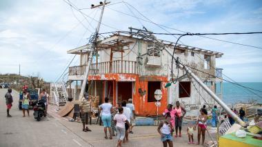 Gobierno reconoce las demoras en reconstrucción de San Andrés