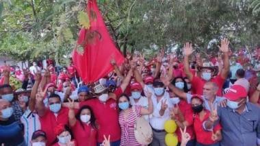 Secretaría de salud abre proceso sancionatorio por aglomeraciones políticas