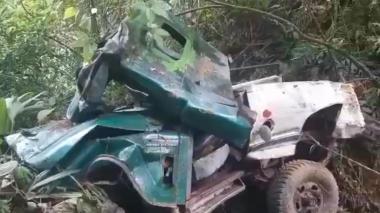 Muere caficultor tras accidente en la Sierra Nevada de Santa Marta