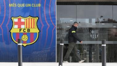 Policía catalana cifra en hasta 1,2 millones el perjuicio al FCB