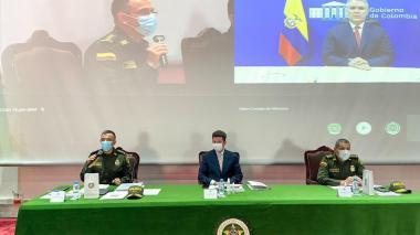La estrategia de la Policía para atacar el narcotráfico