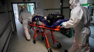 OMS alerta de subida de nuevos casos en Europa tras seis semanas de descensos