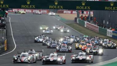 Las 24 horas de Le Mans retrasadas a agosto para poder acoger público