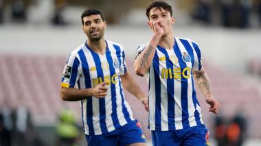 En video | El gol de Matheus Uribe ayuda al triunfo del Porto