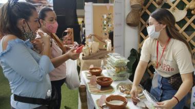 Expogastronomía abre la celebración por la Mujer en Sincelejo