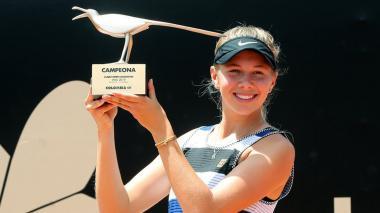 Copa Colsanitas de tenis femenino regresa y se disputará en Bogotá en abril