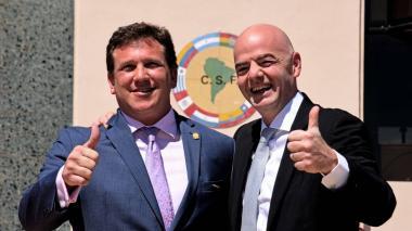 Conmebol suspende doble fecha de eliminatoria de marzo