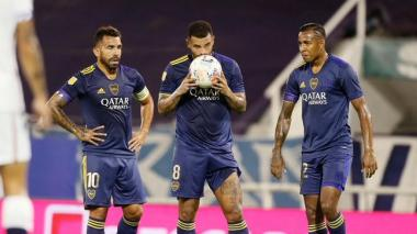 En video | Vélez 1, Boca 7: goleada con sello colombiano