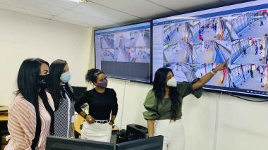 En video   Mujeres que mueven Transmetro