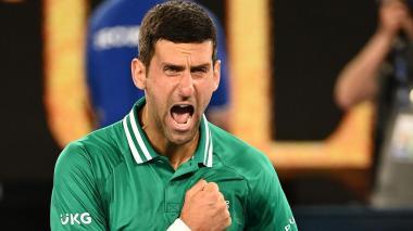 """""""Creo que los éxitos proseguirán"""": Djokovic"""
