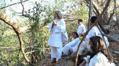 En ritual, indígenas apoyan proyecto de exaltar saber ancestral ante Unesco