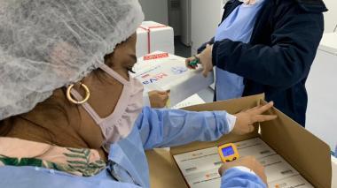 Inicia agendamiento de citas para vacunación covid con EPS en Barranquilla