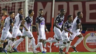 Caracas 1, Junior 2: el resultado sí es bueno