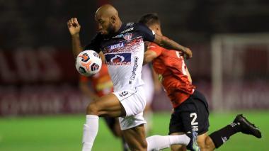 """""""Junior mostró buen fútbol y merecía ganar"""": Fredy Hinestroza"""