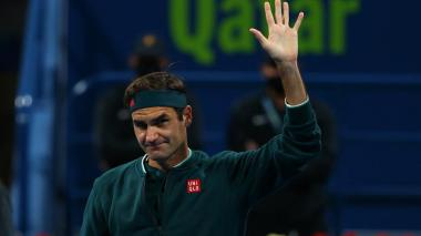 """""""Ha merecido la pena volver"""": Federer"""