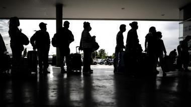 Gobierno, preocupado por inadmisiones de colombianos en México