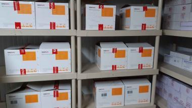 14.148 vacunas de Sinovac llegaron a La Guajira