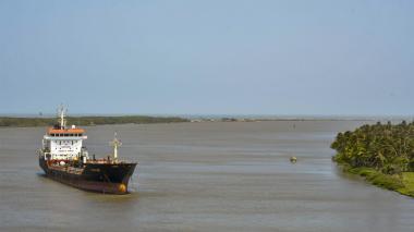 Hasta 10 metros aumenta calado de acceso al Puerto de Barranquilla