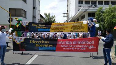 Docentes de Córdoba reclaman por retrasos en nombramientos