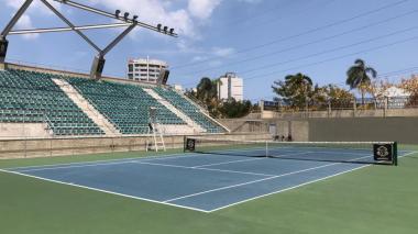 """El Mundial de Tenis de Barranquilla viene recargado con """"gran nivel"""""""