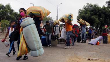 OEA pide recursos para Colombia por crisis migratoria