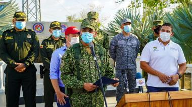 Armada y Policía anuncian nuevas acciones para blindar los Montes de María