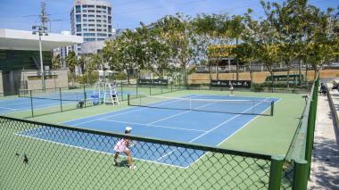 Siete colombianos van por el cupo al cuadro principal del Mundial de Tenis