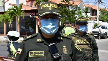 Investigan el ataque a bala en Villa Carolina