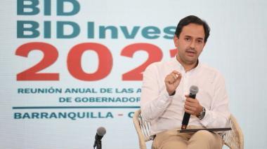 """""""Colombia está dando un salto rápido hacia energías renovables"""""""