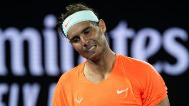 Nadal renuncia al torneo de Miami para seguir su recuperación