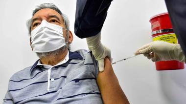 Colombia llega este miércoles al millón de vacunados