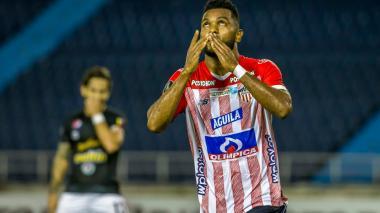 En video | Los goles de Junior ante Caracas FC en la vuelta de Libertadores