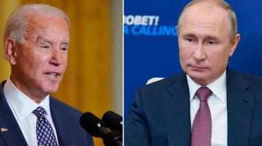 """Biden llama """"asesino"""" a Putin y lo amenaza por interferir en las elecciones"""