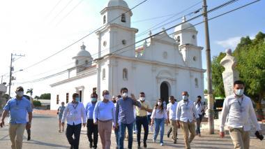 """""""Soledad le da vida a la cultura en el Atlántico"""": Alcalde Ucrós"""