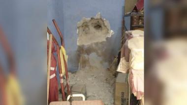 Delincuentes intentaron robar el Banco Agrario de Maicao