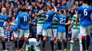 El Celtic no hará el pasillo al Rangers como venganza