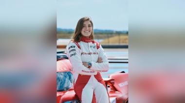 """""""No hay motivos para que una mujer no pueda ser piloto de carreras"""""""