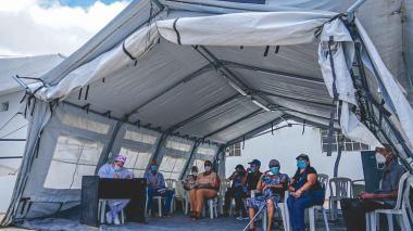 Decretan pico y cédula en Riohacha para vacunación
