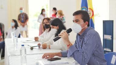 Soledad inicia proceso de alternancia educativa el 23 de marzo