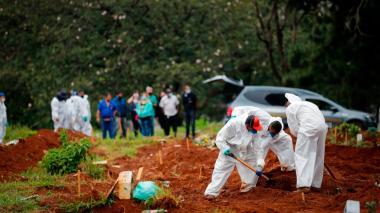 Brasil, actual epicentro global de la pandemia