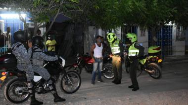 Gobierno anuncia toque de queda nocturno desde este viernes
