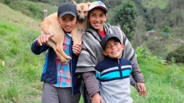 'Nubia e hijos' son nominados a los premios India Catalina