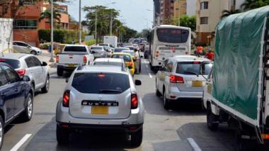 Hasta el 31 de marzo rige descuento para Derecho de Tránsito en Barranquilla