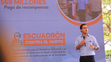 Salgan de la zona de confort: el regaño del alcalde a policías en Valledupar