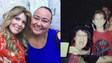 Actriz Sarah Mintz despide a su prima, asesinada en un atraco en Barranquilla