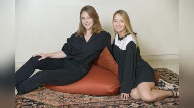 Claudia y Cristina Sánchez, el origen de un negocio saludable