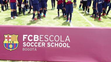 Denuncian estafa de escuela de fútbol del Barcelona en Colombia