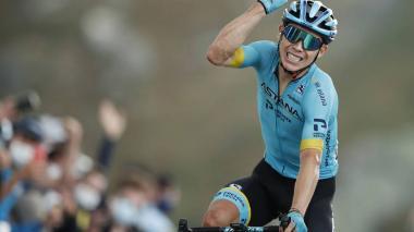 """La Vuelta 2021 tendrá una """"emboscada"""" inspirada en ataque de 'Supermán' López"""